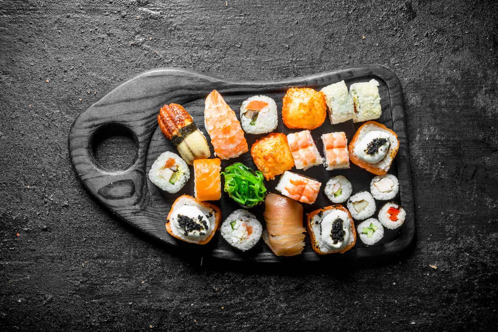 Osaka Sushi of Sacramento