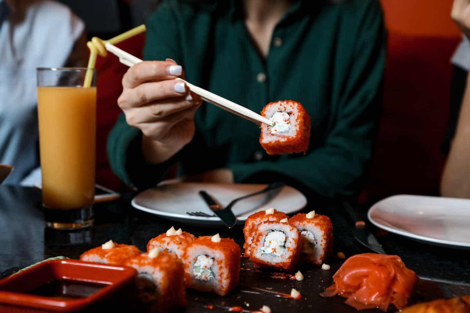 machi sushi bar of Philadelphia