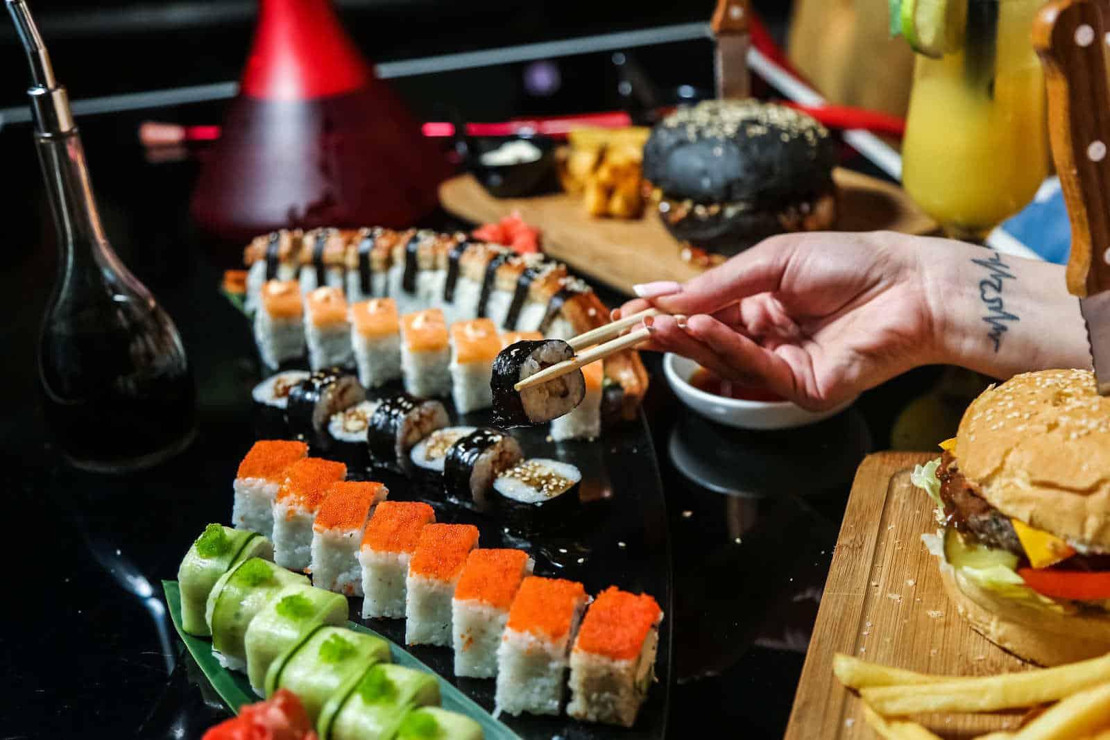 Riki Sushi of San Diego