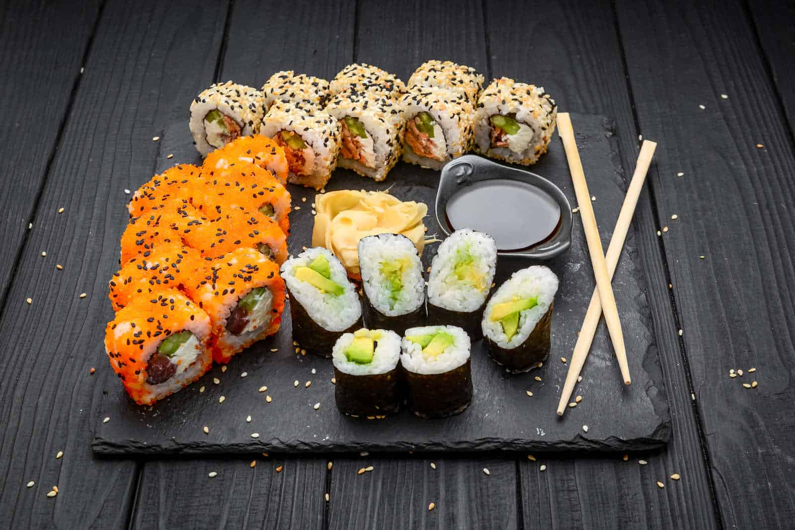 Miku Sushi of Chicago