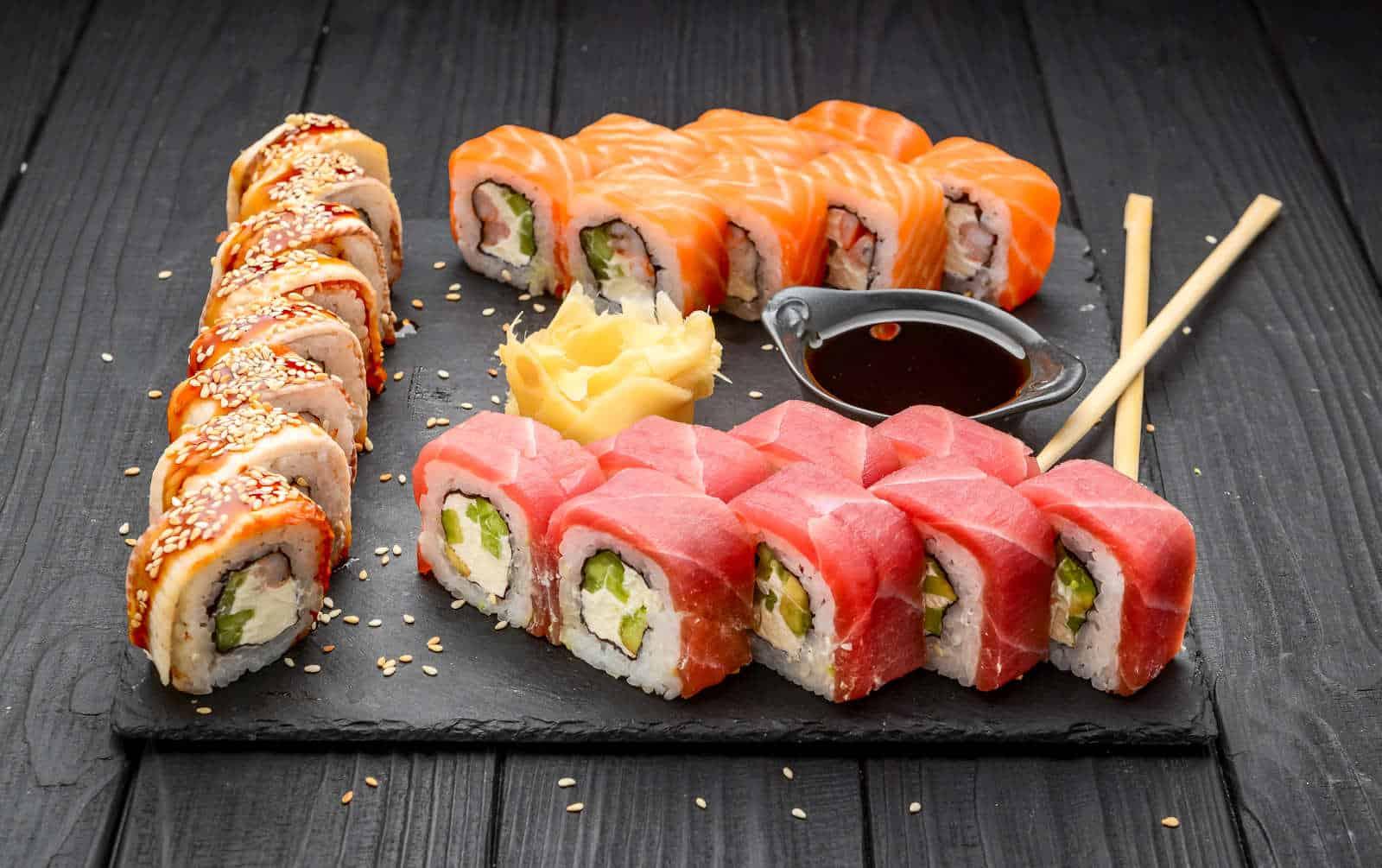 Kobe Teppan & Sushi of Live Oak