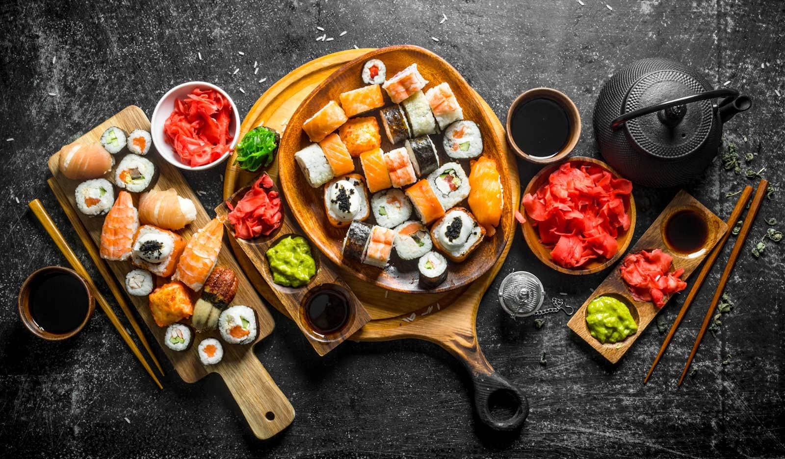 Nama Sushi SF of San Francisco