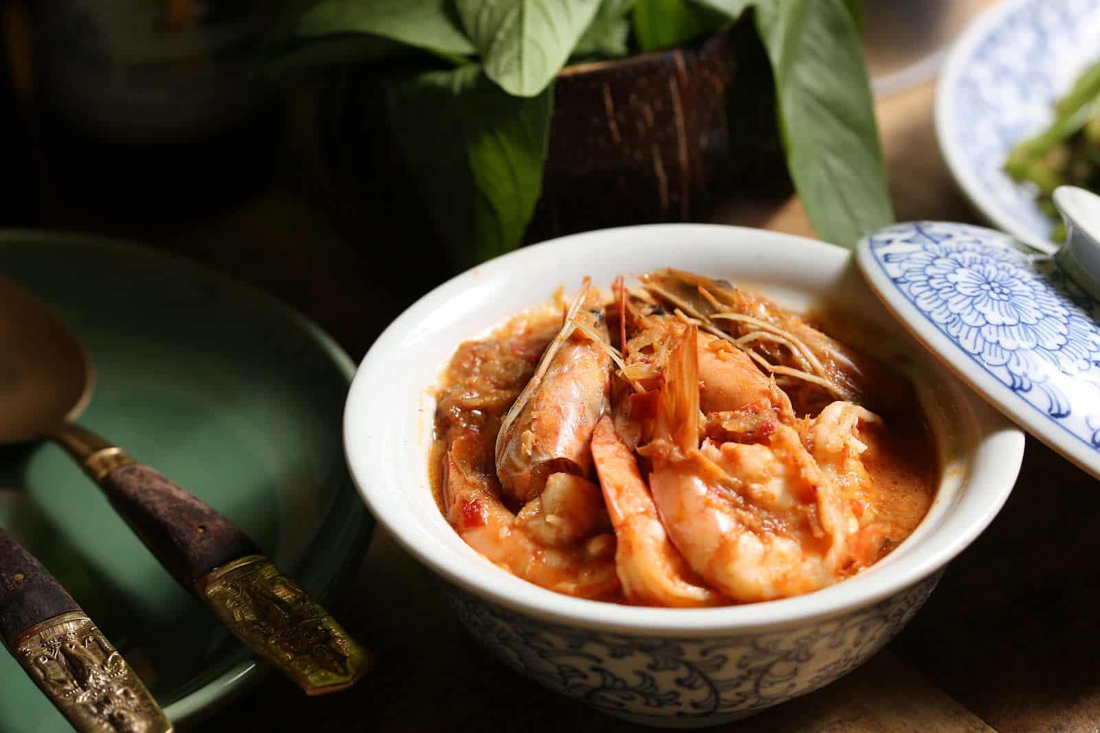 Monsoon Thai Cuisine of Portland