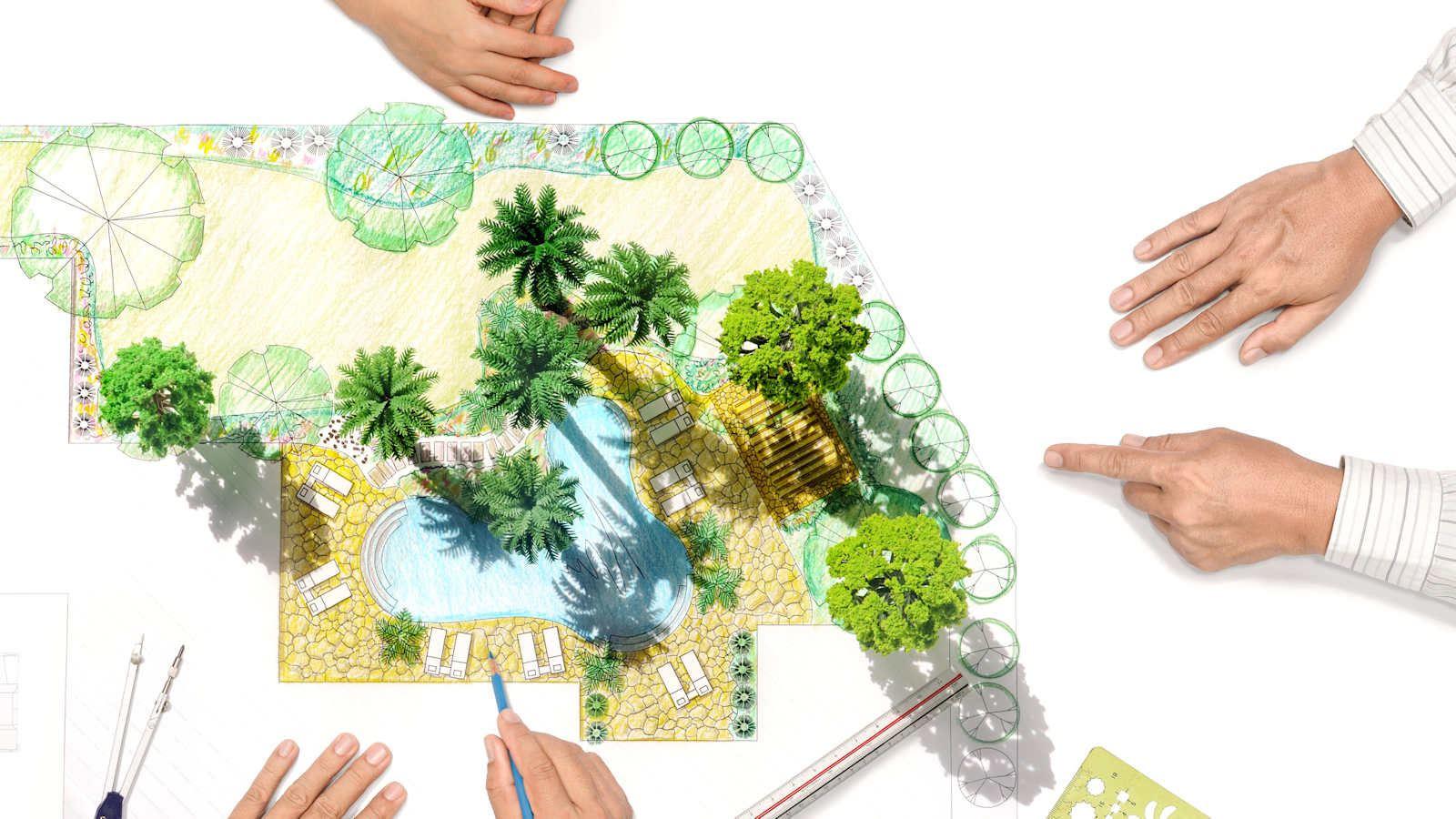 Sustainable Garden Design Perth