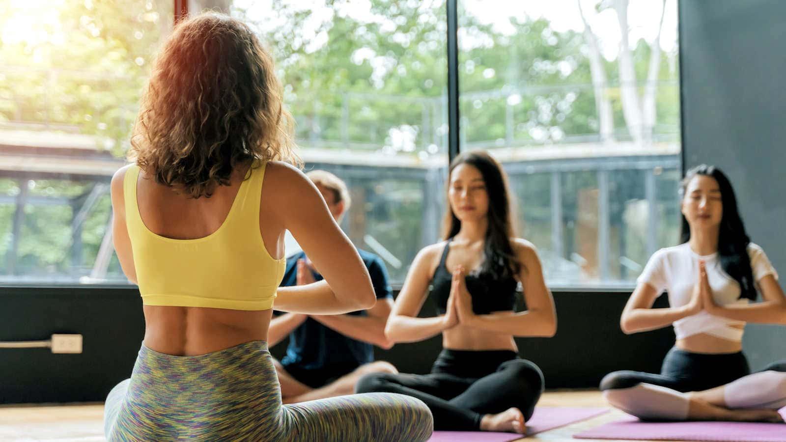 Scarborough Yoga
