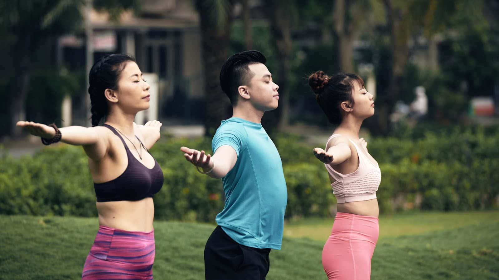 Yab Yum Yoga of Victoria Park