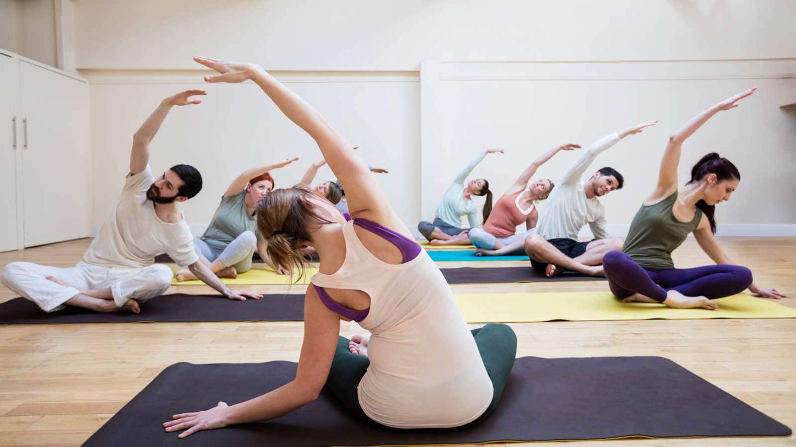 Yab Yum Yoga of Perth