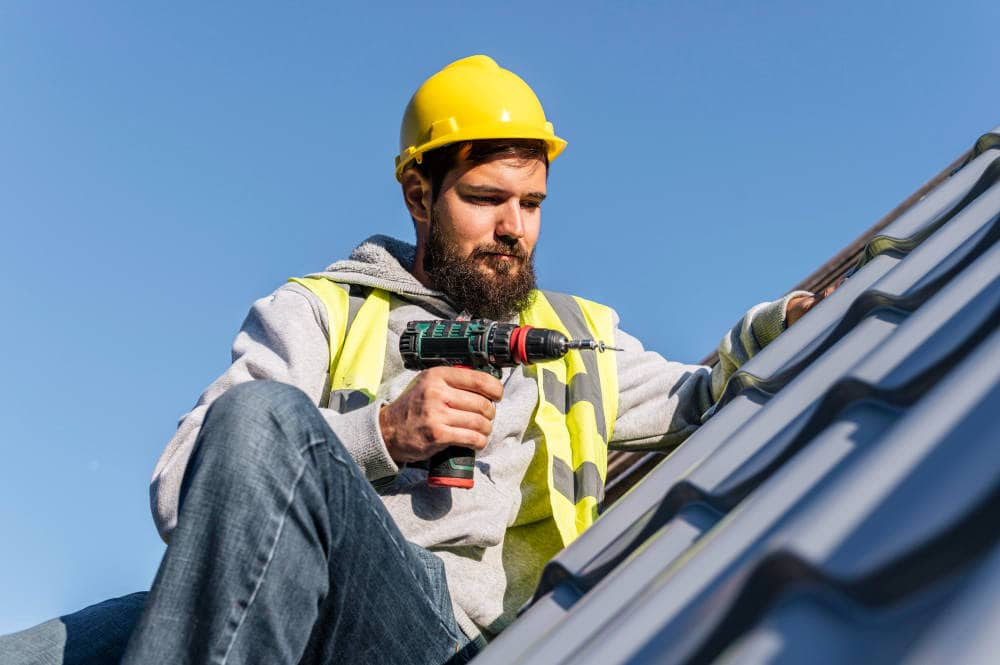 Top Roofing in Forth Worth