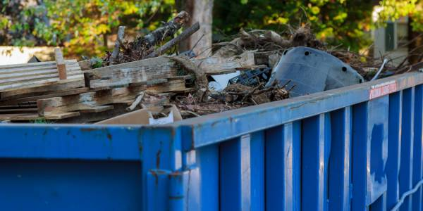 Simple Dumpster Rental Questions Answered 2021