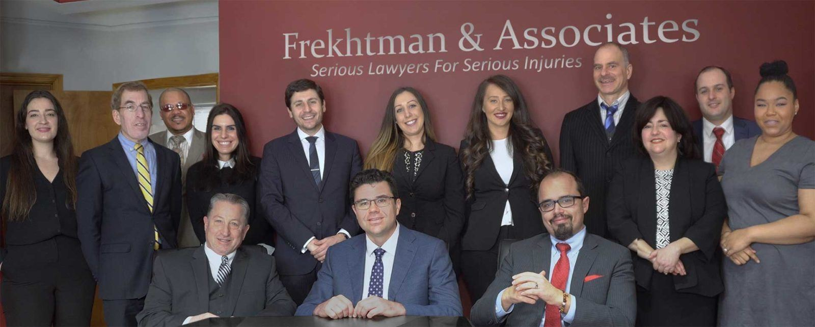 Frekhtman & Associates Injury and Accident Attorneys